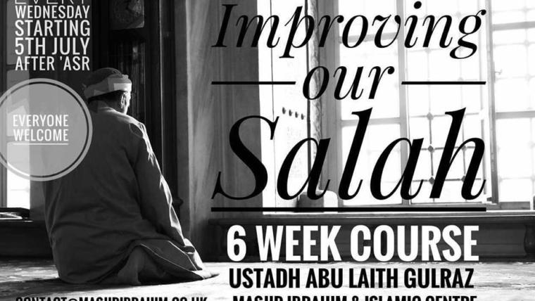 Salah Course